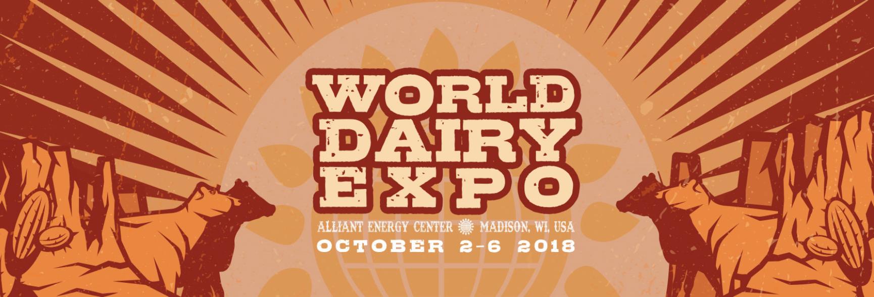 США, Dairy World Expo