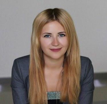 Олена Левицька