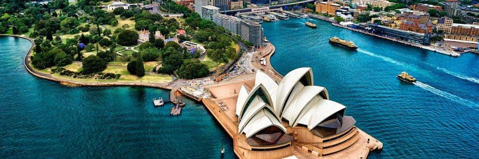Австралія, рослинництво, молочне скотарство
