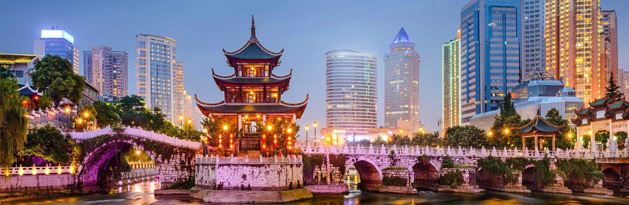 Китай, відпочинок